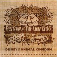 Festival of the Lion King Original Soundtrack CD
